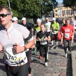 SEB Tallinna Maraton - Gardi Anderson (511), Arne Kööbi (679)