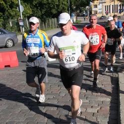 SEB Tallinn Marathon - Alar Lehesmets (610), Andrus Vilt (1681)