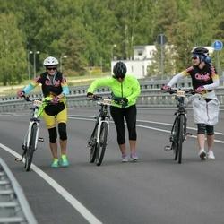 34. Tartu Rattaralli - Kerli Valtri (6348), Gea Küngas (6351), Aili Herkel (6534)
