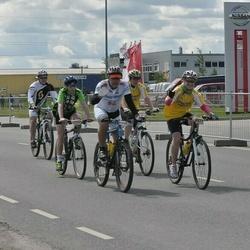 34. Tartu Rattaralli - Kaido Linde (6069), Katrin Rekand (6071), Kaarel Kender (7108)