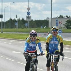 34. Tartu Rattaralli - Kaja Tuuling (6013), Boriss Burkov (6016)