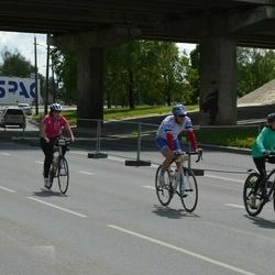 34. Tartu Rattaralli - Ingrid Rechlin (6064), Agnes Suvorov (6987)