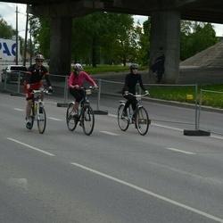 34. Tartu Rattaralli - Katre Luikme (5316), Triin Liira (6269), Annika Põldaru (6315)