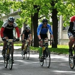 34. Tartu Rattaralli - Ott Ojaveer (5112), Ando Pruuel (5127), Gregor Soodla (5499)