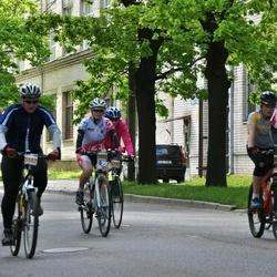 34. Tartu Rattaralli - Enno Kaasik (5552), Andrus Henga (5600)