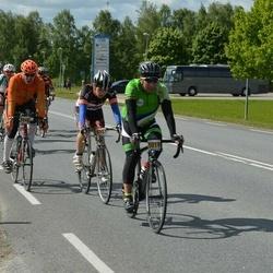 34. Tartu Rattaralli - Aleksandr Klimenko (5019), Kaspar Kiilaspää (5337)