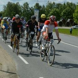34. Tartu Rattaralli - Remo Tapfer (320), Erko Karo (356), Andras Kaasik (542)
