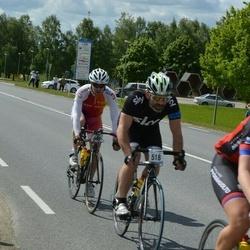 34. Tartu Rattaralli - Margus Härm (518), Aleksey Skornyakov (698)