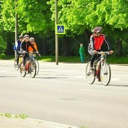 34. Tartu Rattaralli - Jaan Talving (6749), Kätlin Madis (7030), Margit Kull (7201), Jaak Kull (7202)