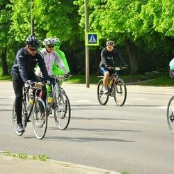 34. Tartu Rattaralli - Ranno Päi (6805), Helle Vana (7230)