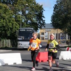 SEB Tallinna Maraton - Birgi Putkonen (377), Elina Laitinen (1347)