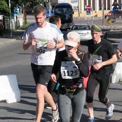 SEB Tallinna Maraton - Aarne Luud (183), Henrik Veenpere (504), Ingrid Ojang (1125)
