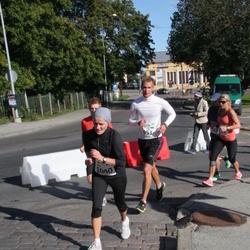 SEB Tallinna Maraton - Artur Laur (951), Siret Pärtel (1040)