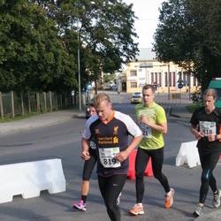 SEB Tallinna Maraton - Antti Sadeharju (818), Arttu Sadeharju (819)