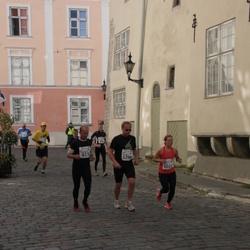 SEB Tallinna Maraton - Ari Vepsäläinen (823), Mika Oikarainen (1298)
