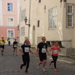 SEB Tallinna Maraton - Ari Vepsäläinen (823), Irina Terttu Annikki Silander (1022), Mika Oikarainen (1298)