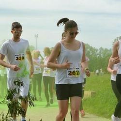 Wow run - Franziska Wehrle (267), Taavi Lood (370), Fatime Kiss (374)
