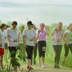 Wow run - Kristiina Kõrvas (44), Lisett Läänemets (91), Tuuli Rindemaa (113), Lisa Brand (120)