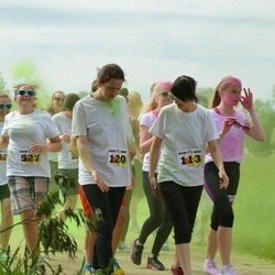 Wow run - Tuuli Rindemaa (113), Lisa Brand (120), Rachel Kõllo (527)