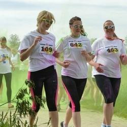 Wow run - Birgit Lausing (109), Anne Tannberg (463), Kadri Villemson (642)