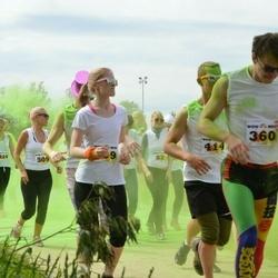 Wow run - Kertili Liiv (210), Grethe-Kai Läns (237), Martin Orgusaar (360), Maarja Saarmäe (509)