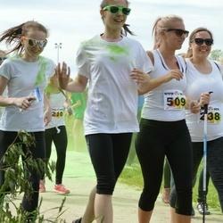 Wow run - Mari-Liis Kari (238), Maarja Saarmäe (509)