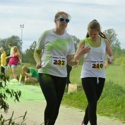 Wow run - Kertili Liiv (210), Grethe-Kai Läns (237)