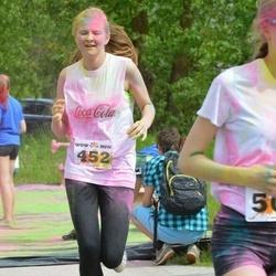Wow run - Marleen Mäeküla (452), Luisa Klaar (506)