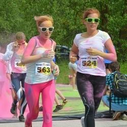 Wow run - Tiina Unt (524), Kätlin Nabi (563)