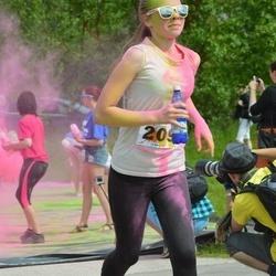 Wow run - Lisette Sarap (209), Mihkel Kõrgesaar (636)