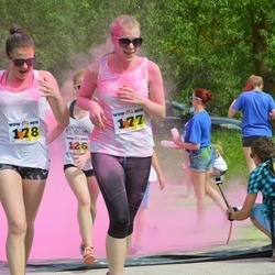 Wow run - Urmi Tari (177), Ulla Tari (178)