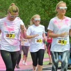 Wow run - Marta Arula (33), Kristina Jaanikesing (34), Egle Pärnaku (37), Ave Veider (40)