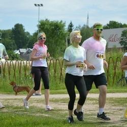 Wow run - Anu Õun (158), Martin Orgusaar (360), Kristel Uibomaa (558), Mikk Vissak (614)