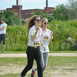 Wow run - Aneth Kond (275), Keily-Merilyn Vilgats (276)