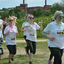 Wow run - Anne Altsaar (138), Nele Paglant (228), Helin Haga (564)