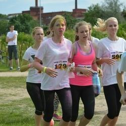 Wow run - Elisabeth Pihlapsoo (98), Loreen Rahumeel (179)