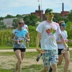 Wow run - Agnes Reiska (51), Emily Pärnalaas (54), Kelli Vällo (389)