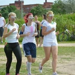 Wow run - Kreete Mi Rand (1), Age Midrit Rohusalu (2), Piia Maria Tomberg (3)