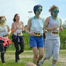 Wow run - Jaan Koort (468), Runa Wehrli (469)