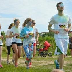 Wow run - Kätlin Luht (25), Taavi Lood (370)