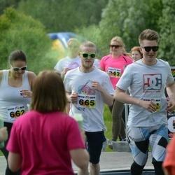 Wow run - Jaagup Jõgela (631), Laura Roen (662)
