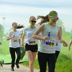 Wow run - Lisette Sarap (209), Vieno Rjabova (464), Luisa Klaar (506), Teele Hõrandi (543)