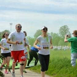 Wow run - Merili Liukonen (600), Raigo Sults (616)