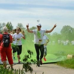 Wow run - Egle Pärnaku (37), Ave Veider (40)
