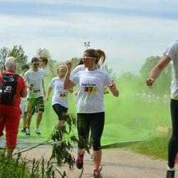Wow run - Marta Arula (33), Egle Pärnaku (37), Ave Veider (40), Kert Keskküla (279)