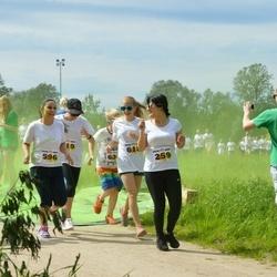 Wow run - Anahit Hovhannisyan (259), Nelli Babayan (596)
