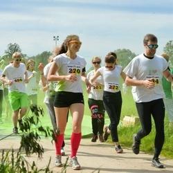 Wow run - Liis Timpka (270), Laura Kivisild (277), Oskar Kõrgesaar (635)