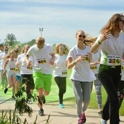 Wow run - Triin Visnapuu (175), Hanna Milk (218), Keily-Merilyn Vilgats (276), Kaidar Junker (656)