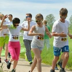 Wow run - Henri Treier (53), Ingrid Lesdorf (428)