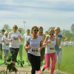Wow run - Liis Vahe (137), Gertrud Pleksner (271), Tiina Unt (524), Kätlin Nabi (563)